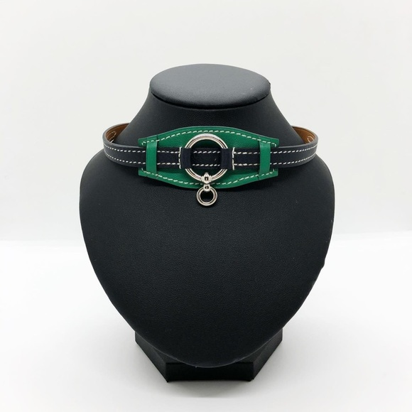 Hermes Jewelry - Hermes CHOKER NECKLACE A stamp 207004917